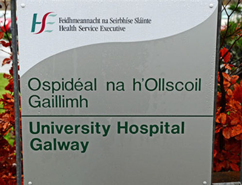 Outpatient waiting lists at Galway University Hospital out of control.